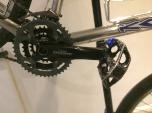 New Chainset